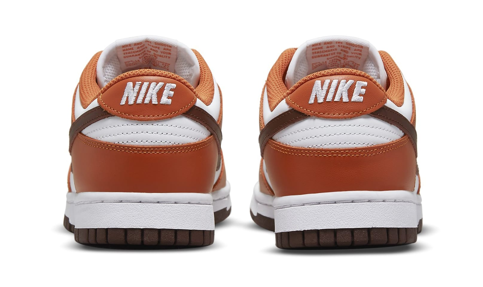 Nike Dunk Low DQ4697-800 Heel