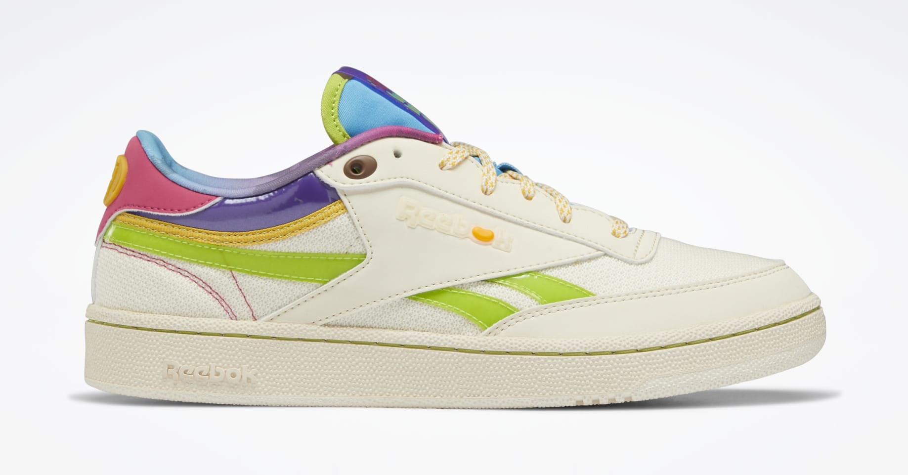Jelly Belly x Reebok Club C GV8263 Lateral