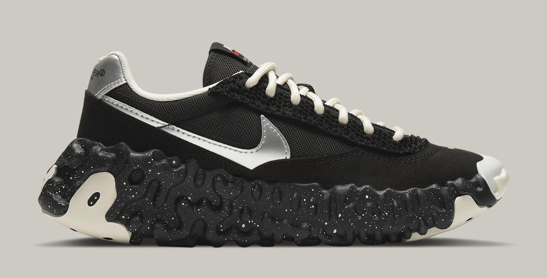 Undercover x Nike Overbreak SP 'Black' DD1789-001 Medial