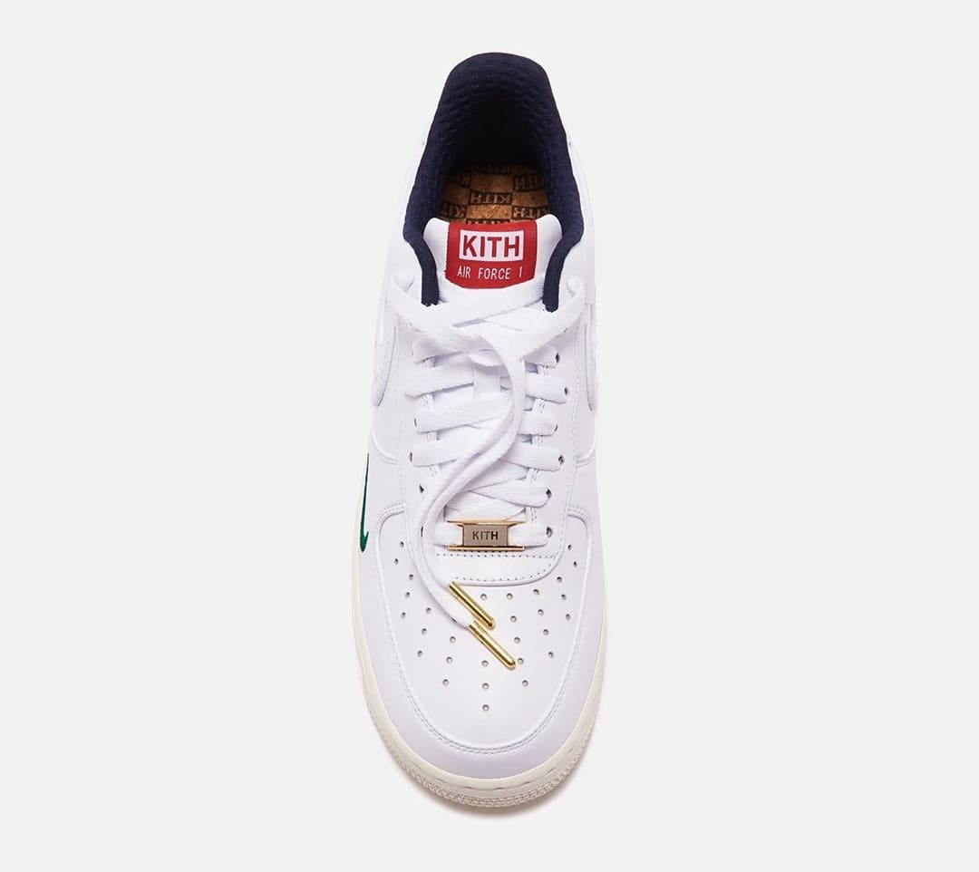 Kith x Nike Air Force 1 Low 'Friends-and-Family' Front
