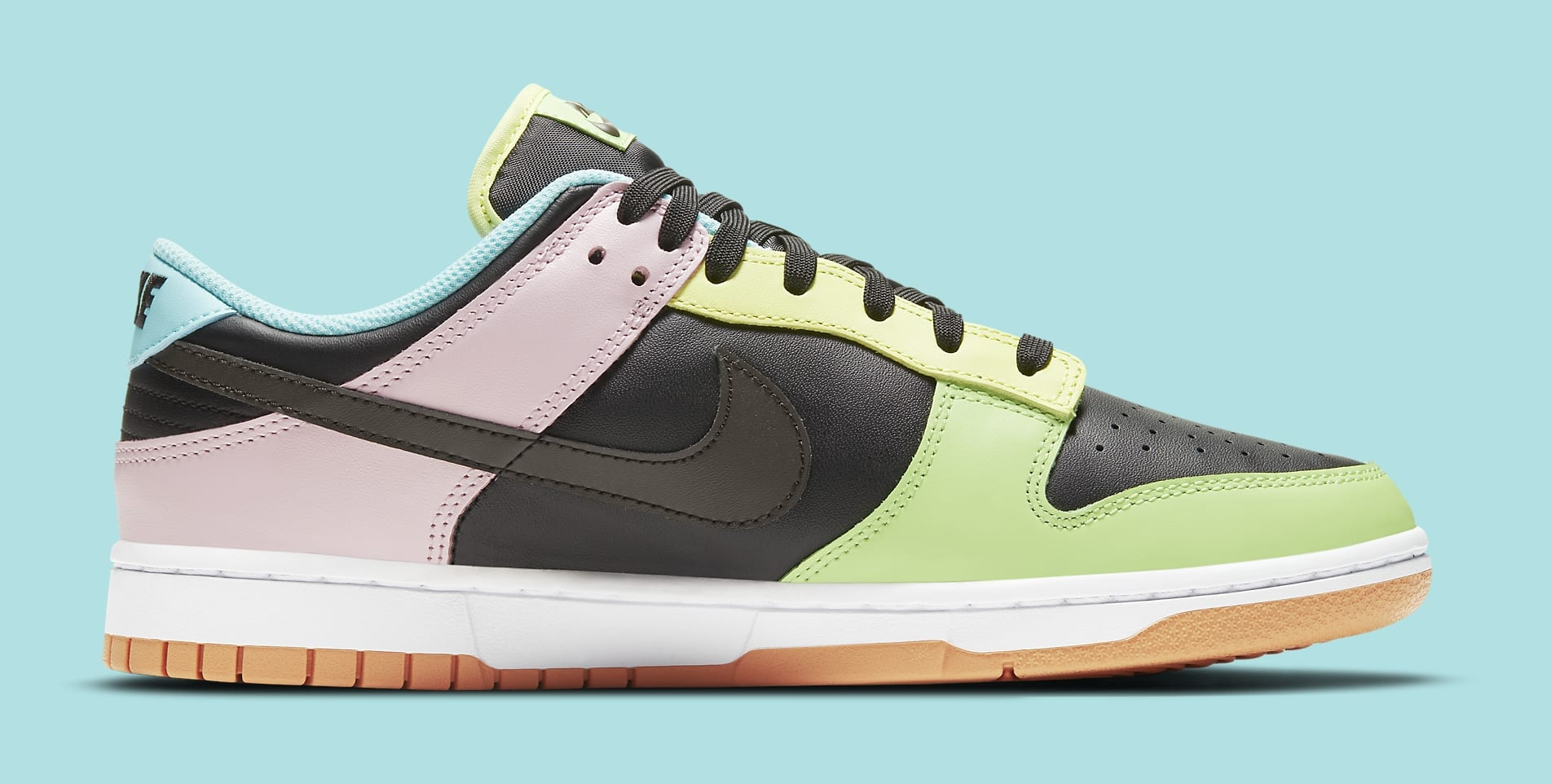 Nike Dunk Low 'Free.99' Black DH0952-001 Medial