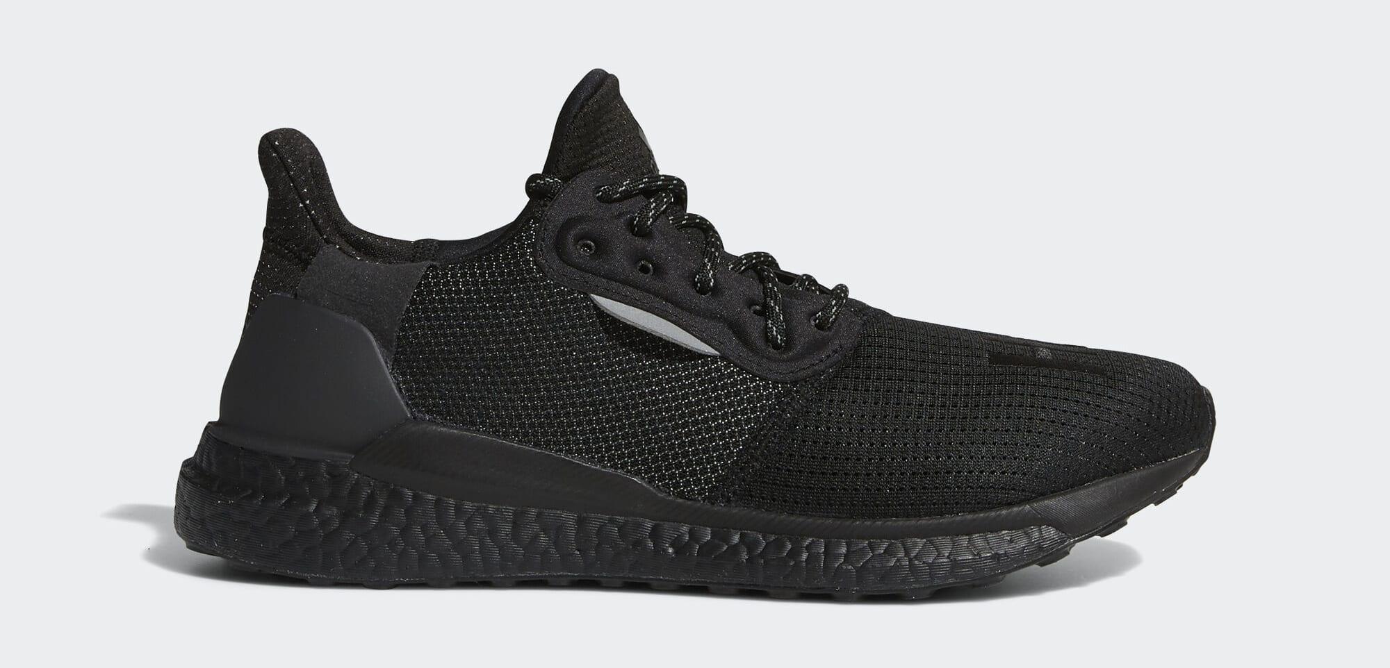 Pharrell x Adidas Solar Hu Glide EG7788 (Lateral)