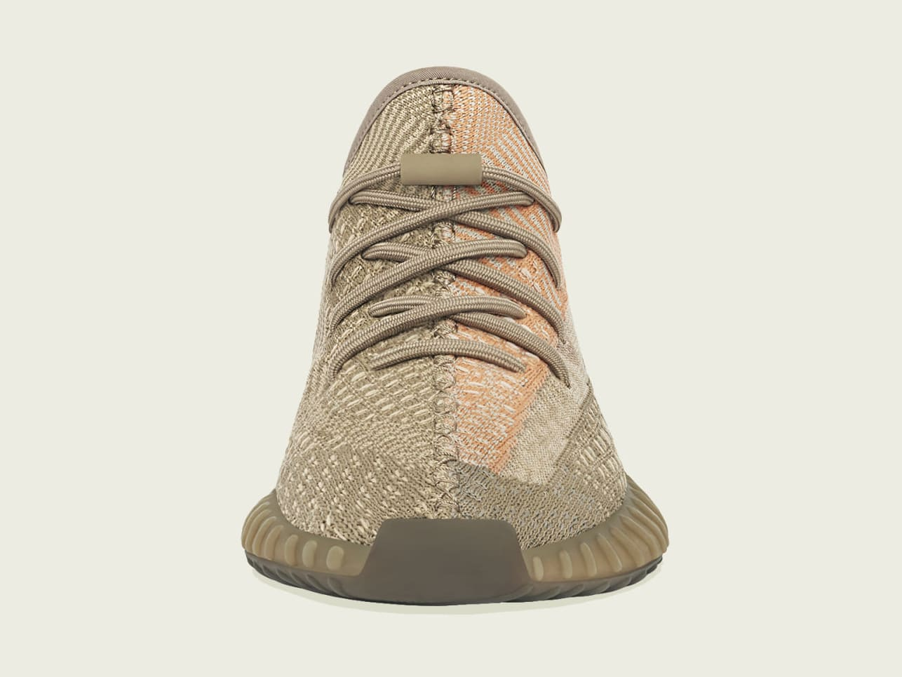 Adidas Yeezy Boost 350 V2 'Sand Taupe' FZ5240 Front