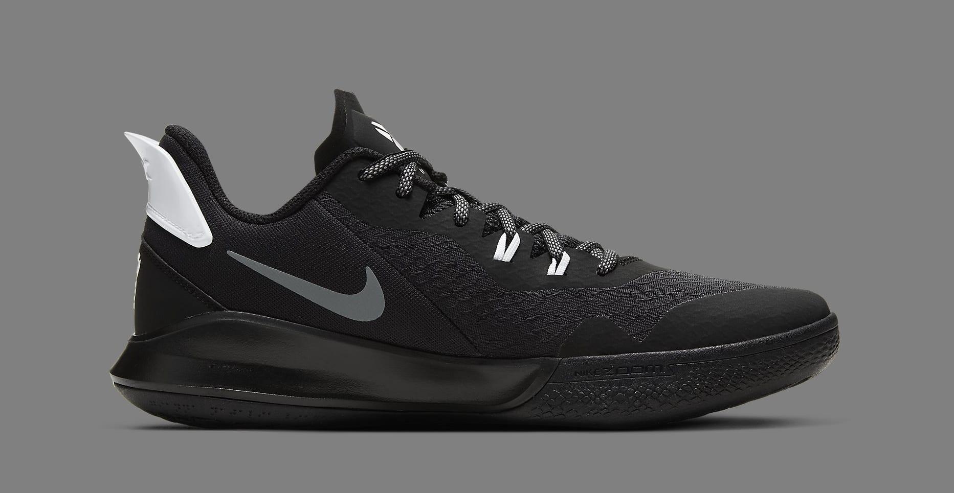 Nike Kobe Mamba Fury CK2087-001 Medial