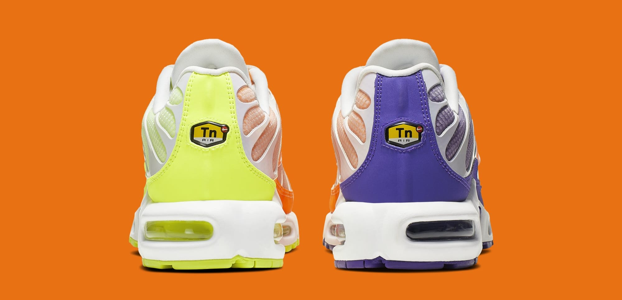 Nike Air Max Plus 'Color Flip/White' CI5925-531 (Heel)