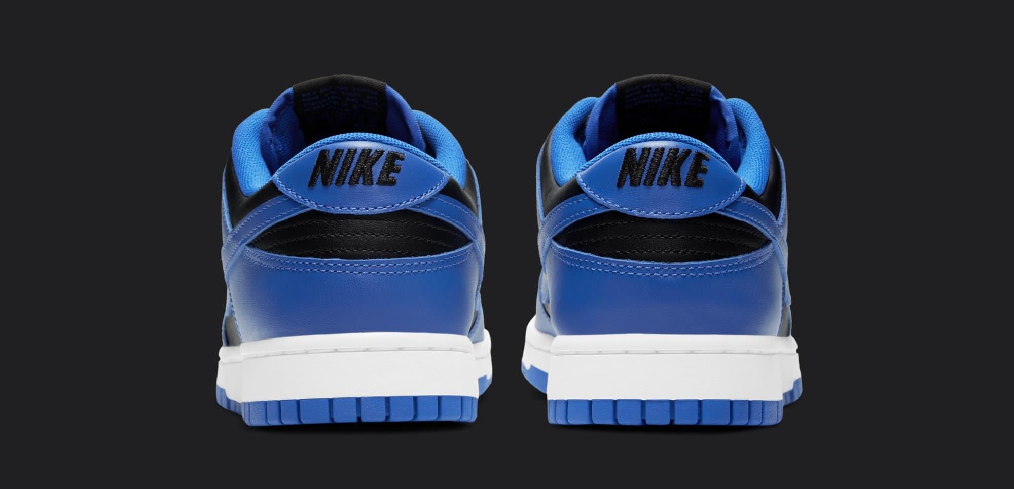Nike Dunk Low 'Hyper Cobalt' DD1391-001 (Heel)