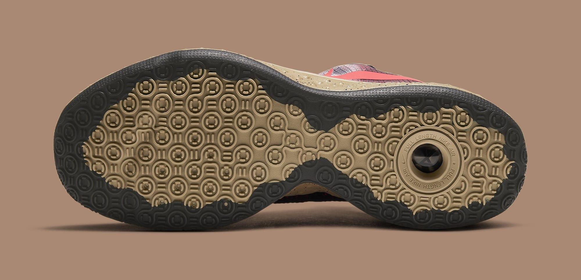 Nike PG 4 'PCG' CZ2241-900 Outsole