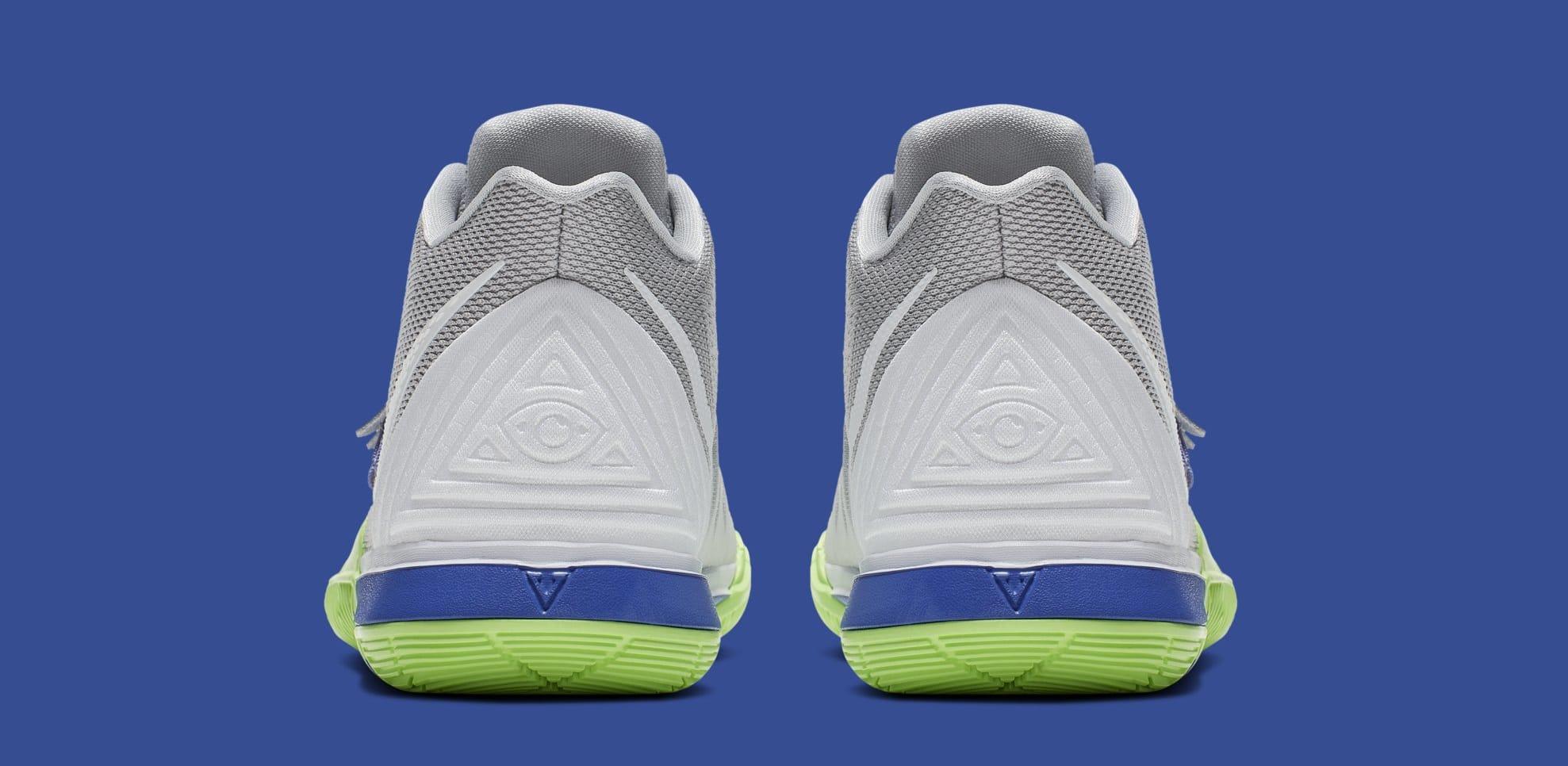 Nike Kyrie 5 AQ2456-099 (Heel)