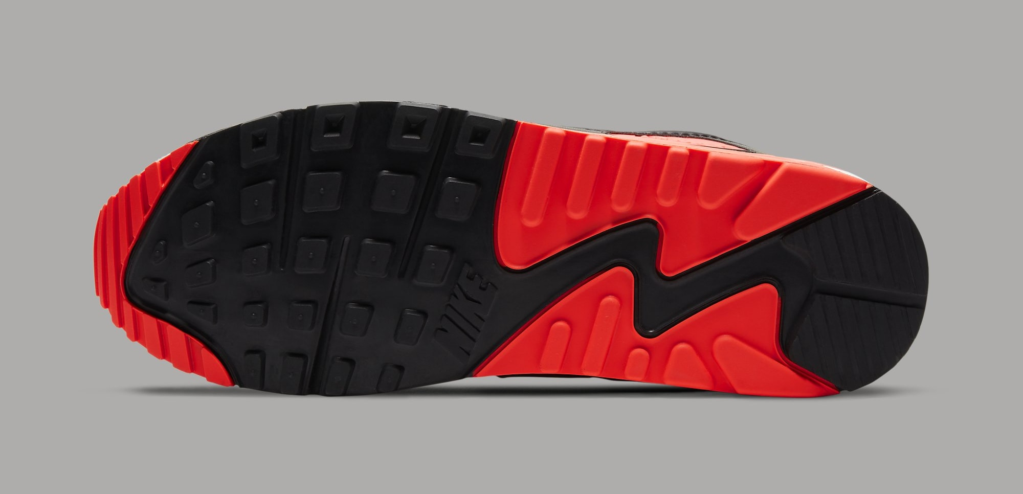 Nike Air Max 90 'Infrared' CT1685-100 Outsole