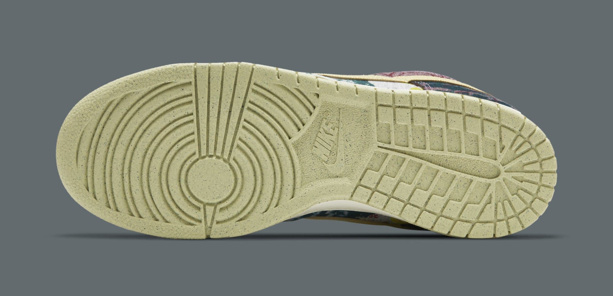 Nike Dunk Low SP 'Lemon Wash' CZ9747-900 Outsole
