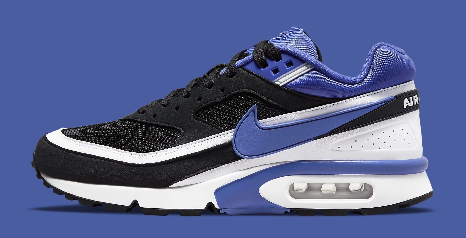 Nike Air Max BW 'Persian Violet' DJ6124-001 Lateral