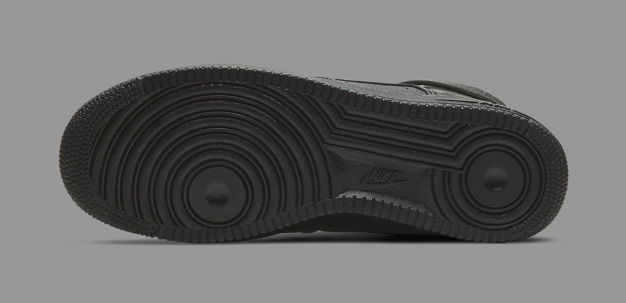 Alyx x Nike Air Force 1 High CQ4018-001 Outsole