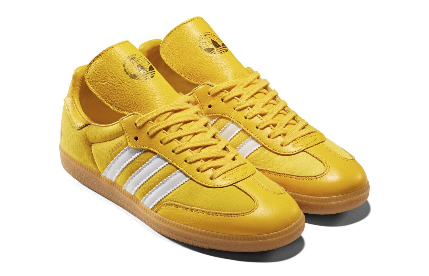 Oyster Holdings x Adidas Samba OG 'Yellow' G26699