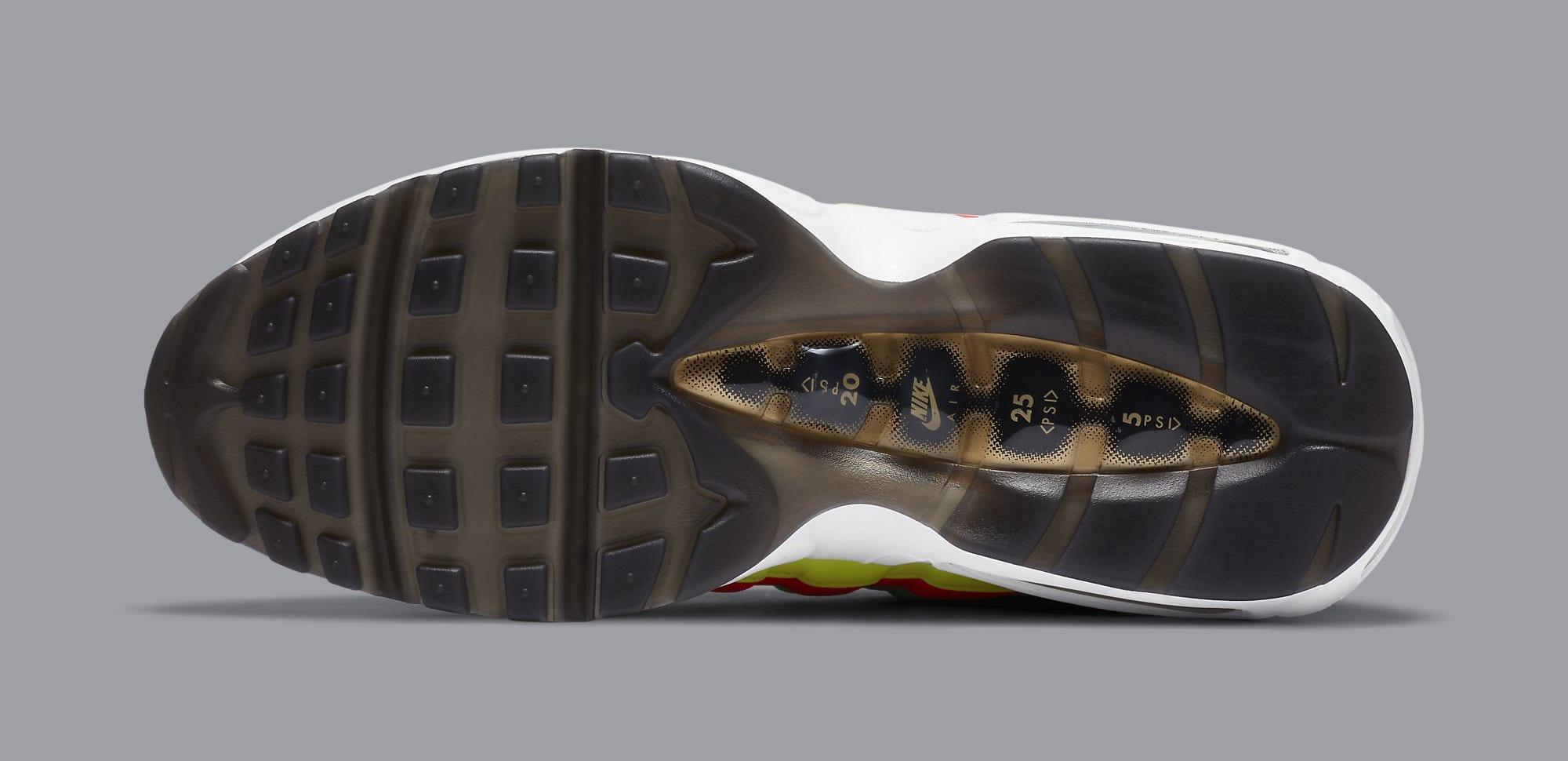 Nike Air Max 95 'Hidden Message' DA1344-014 Outsole