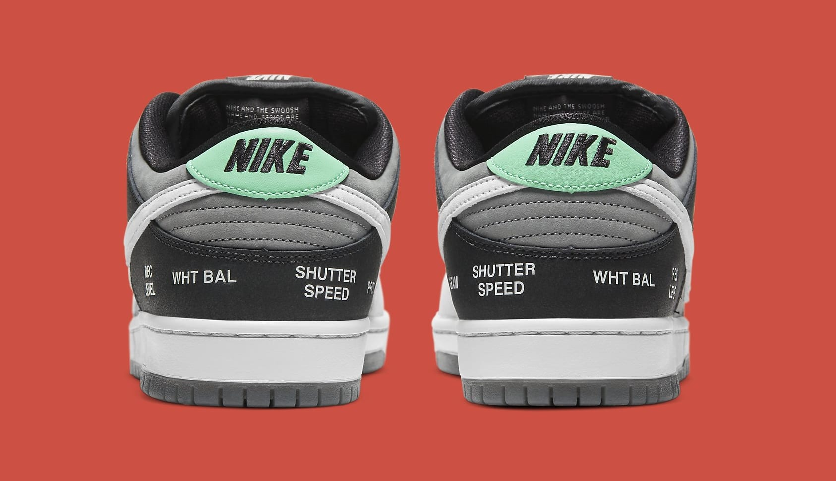 Nike SB Dunk Low 'Camcorder' CV1659-001 Outsole