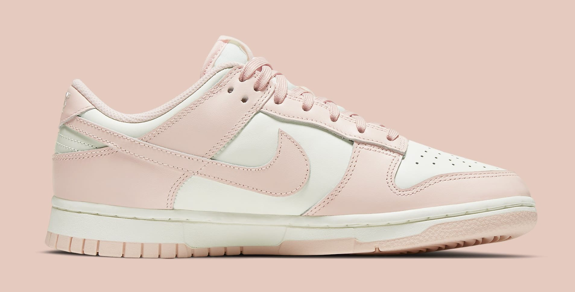 Nike Dunk Low Women's 'Orange Pearl' DD1503-102 Medial