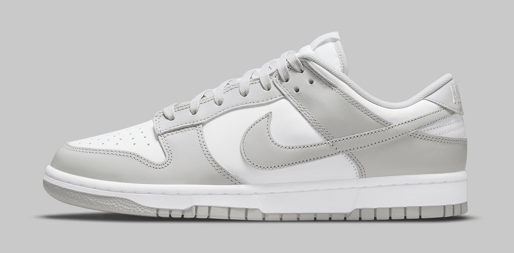 Nike Dunk Low 'Grey Fog' DD1391-103 Lateral