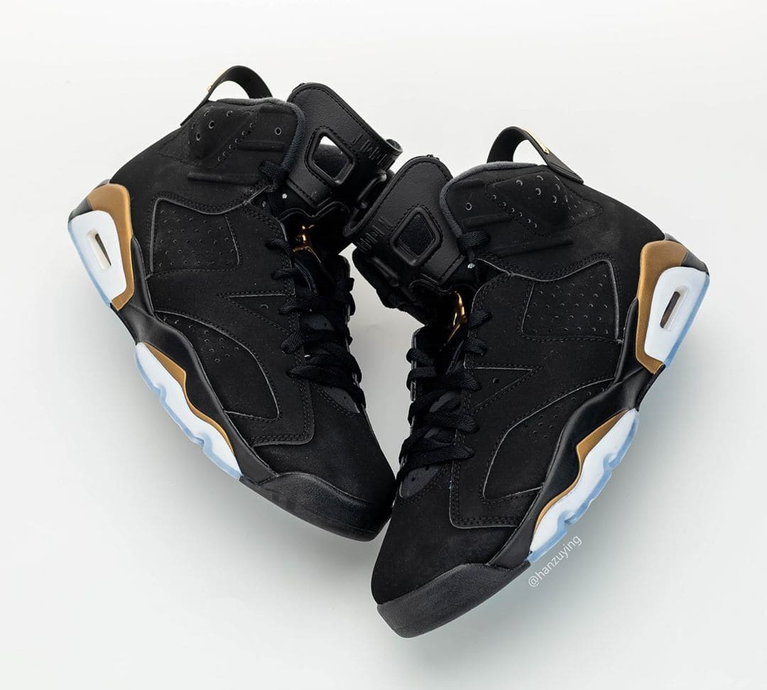 Air Jordan 6 DMP Release Date CT4594-007 Top Side