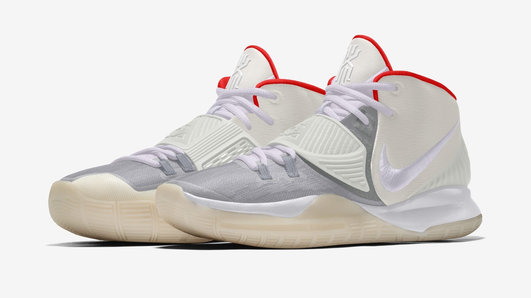 Nike Kyrie 6 Receives Plethora Of Customizable Options: Photos