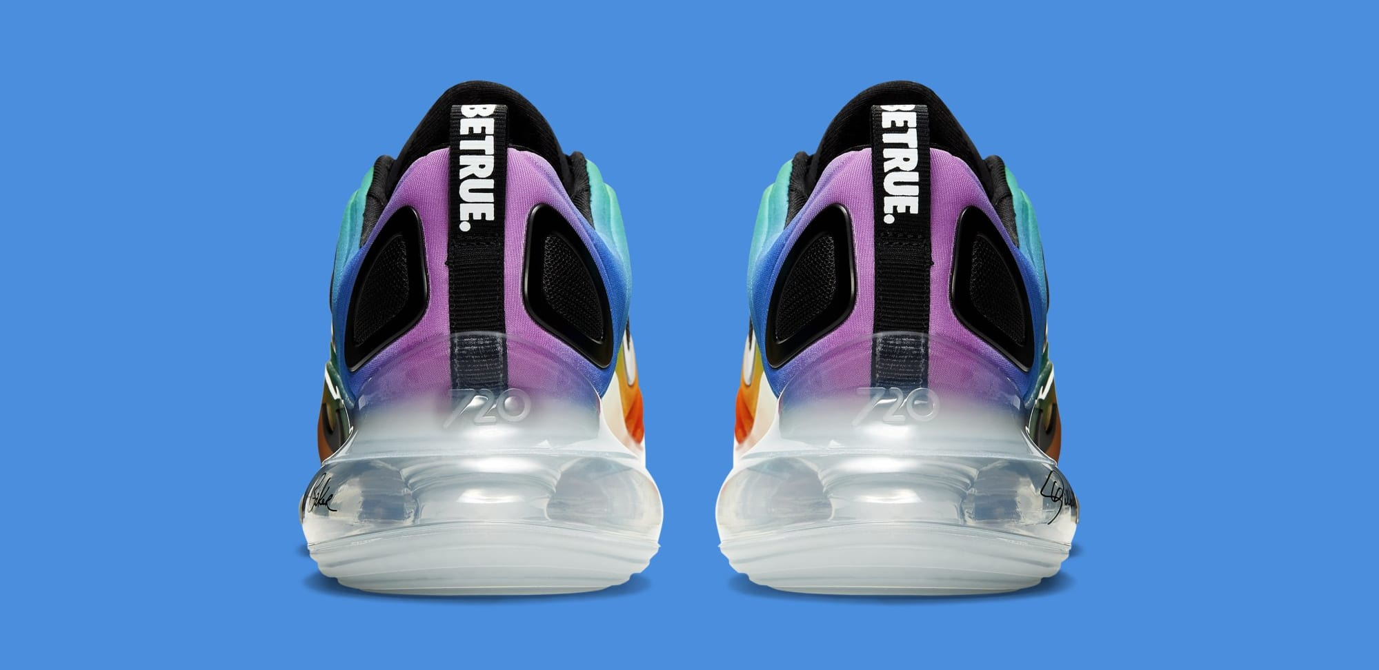 Nike Air Max 720 'Be True' CJ5472-900 (Heel)