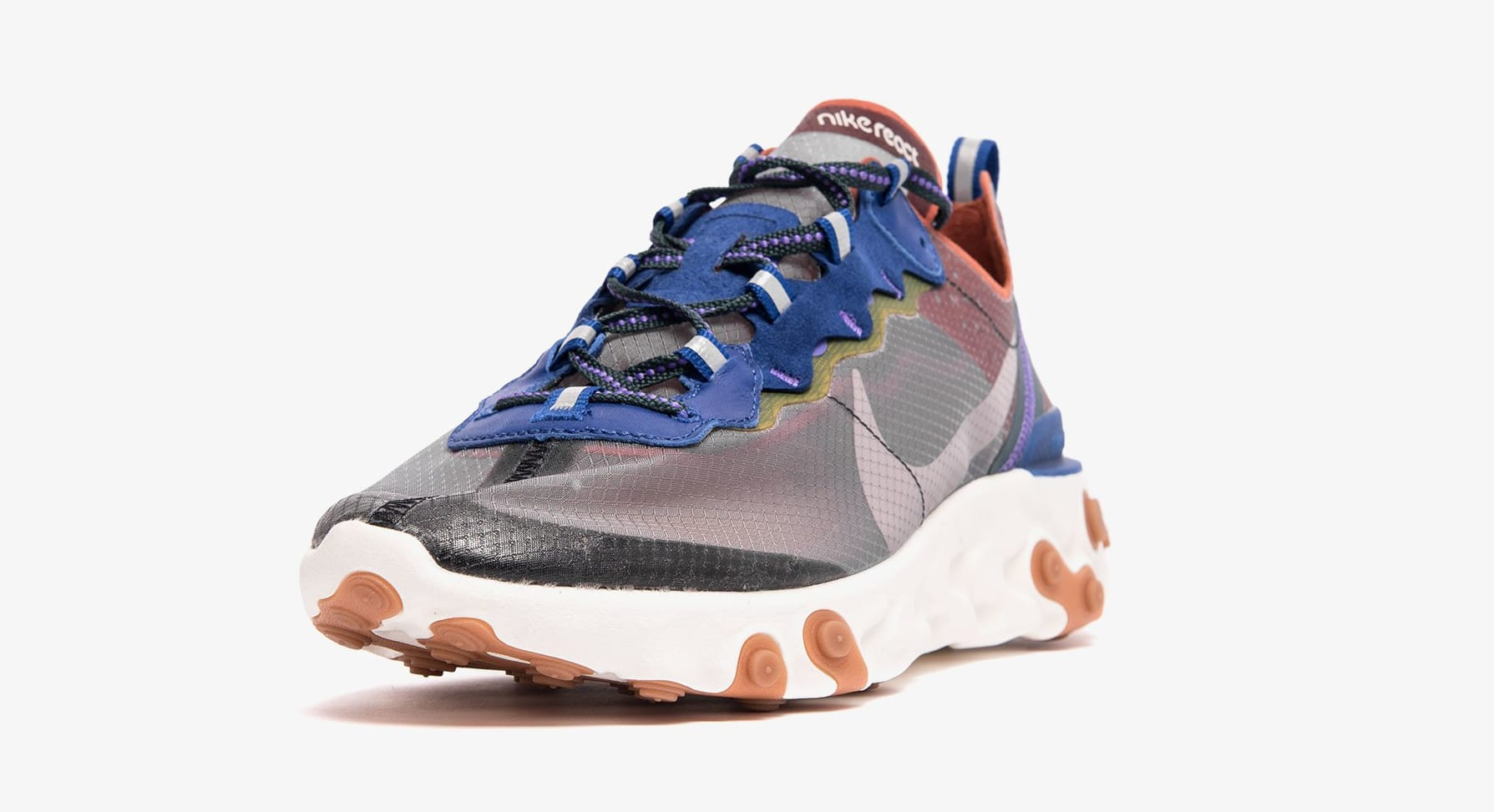 taille 40 d180e f75eb Nike React Element 87 'Dusty Peach' AQ1090-200 'Moss' AQ1090 ...