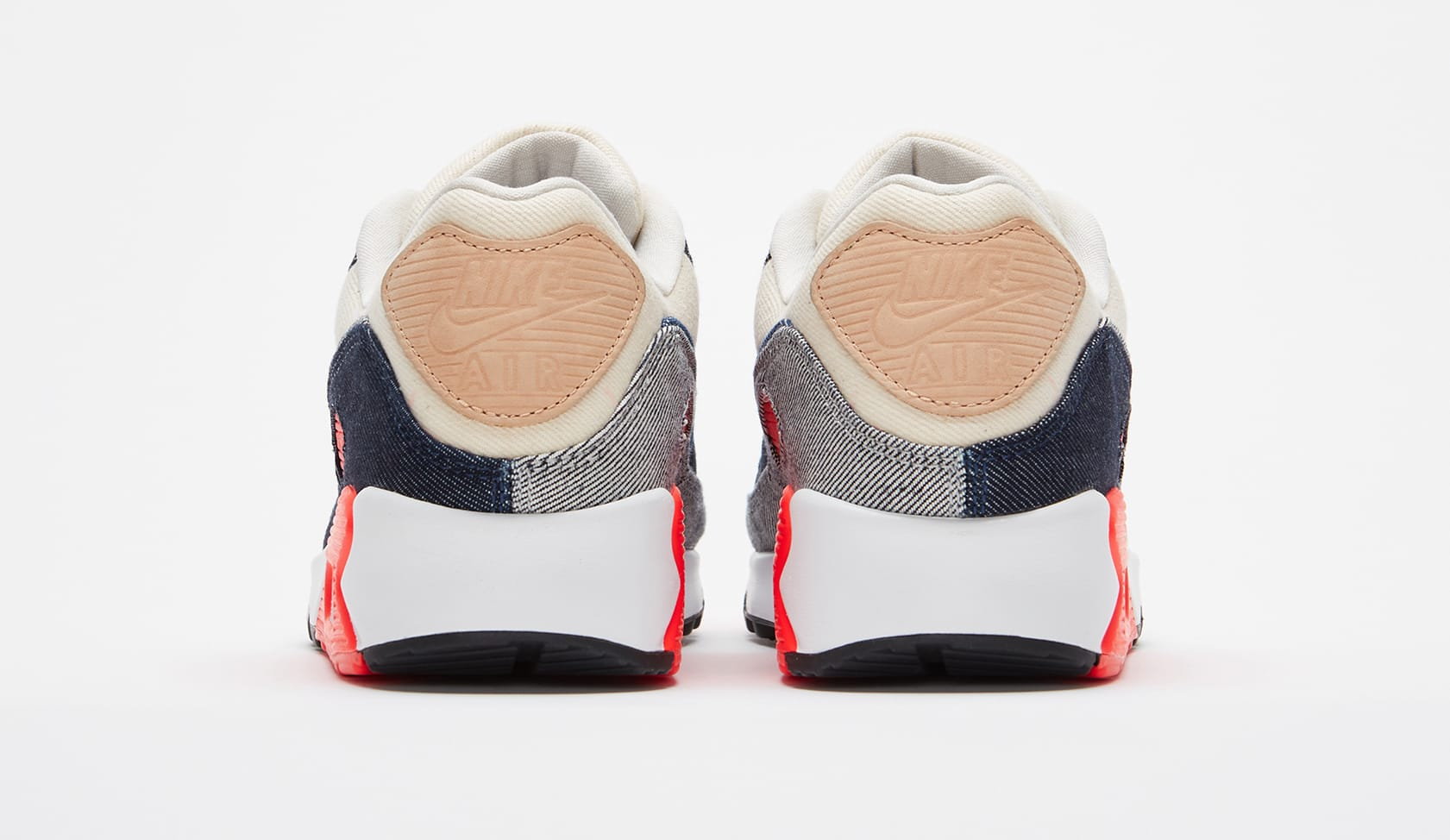 Denham x Nike Air Max 90 Heel
