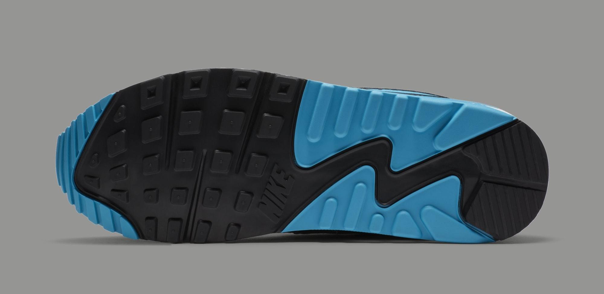 Nike Air Max 90 'Laser Blue' CJ6779-100 Outsole
