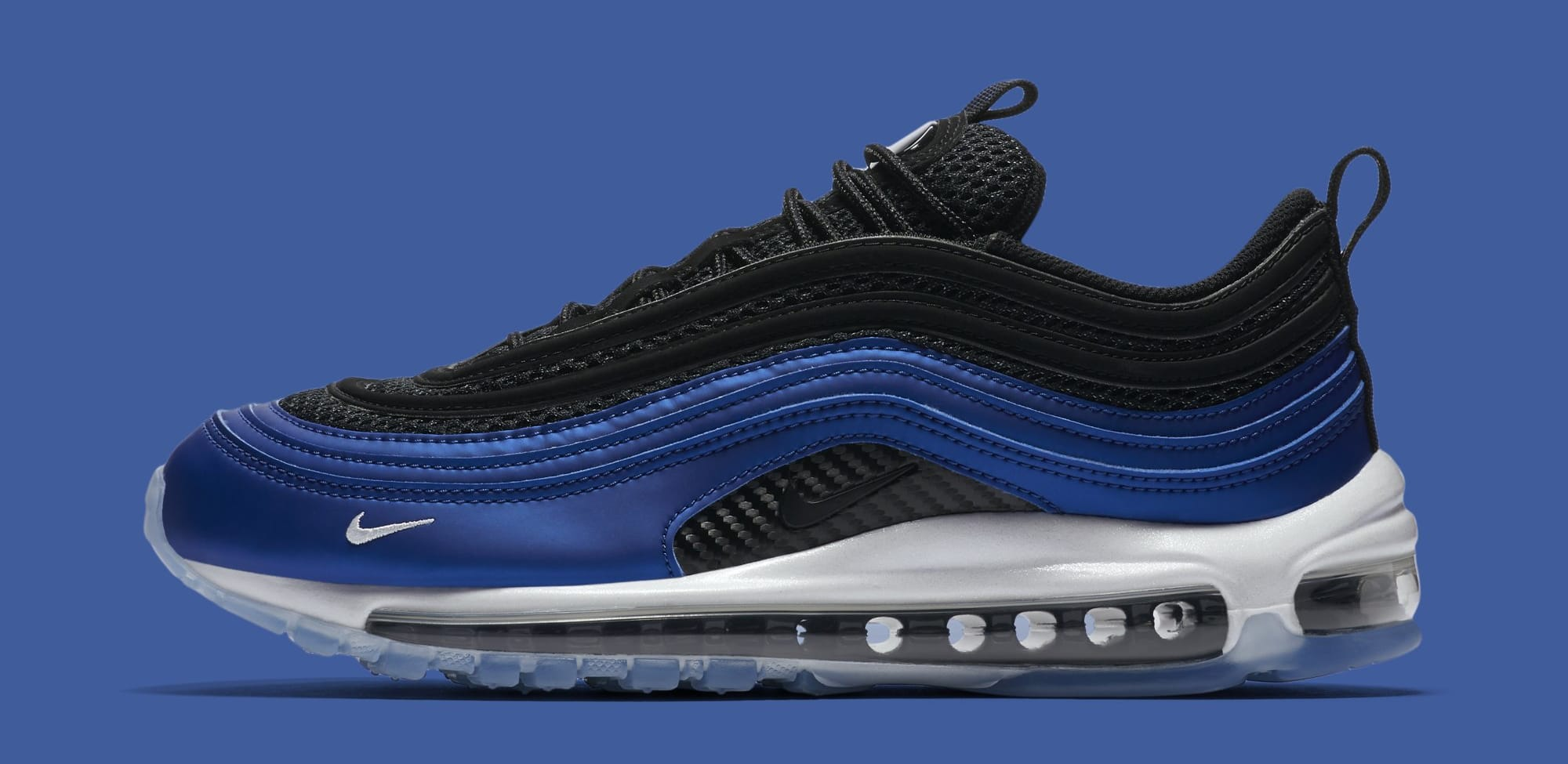 info for 4c828 de3a5 Nike Air Max 97 'Foamposite' Game Royal/White-Black CI5011 ...