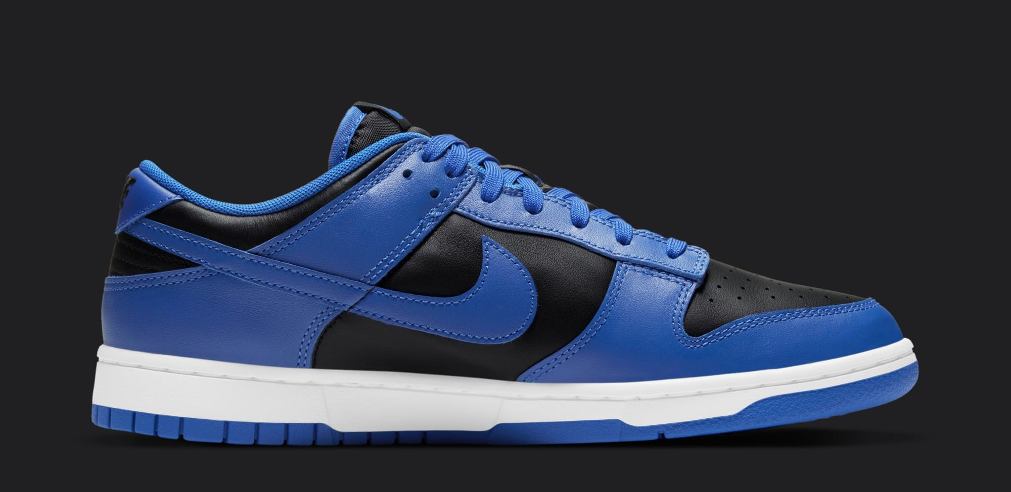 Nike Dunk Low 'Hyper Cobalt' DD1391-001 (Medial)