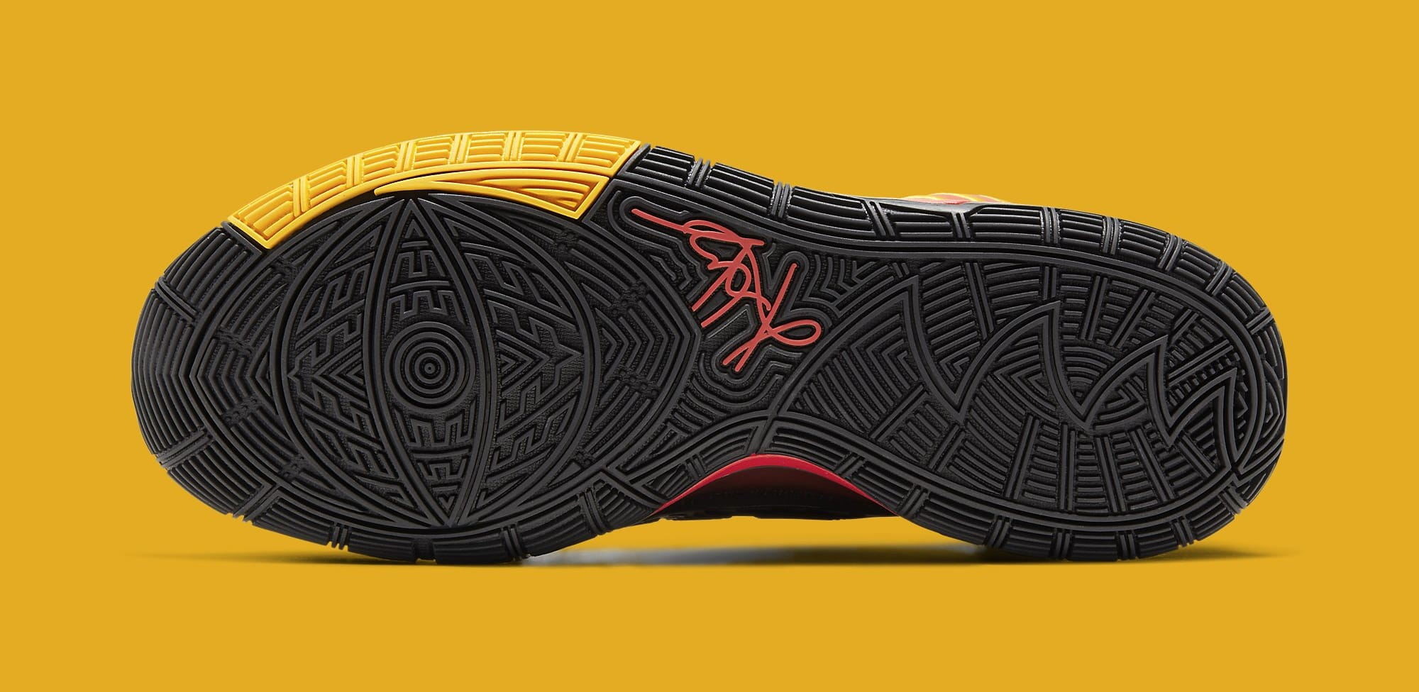 Nike Kyrie 6 'Bruce Lee' CJ1290-600 Outsole