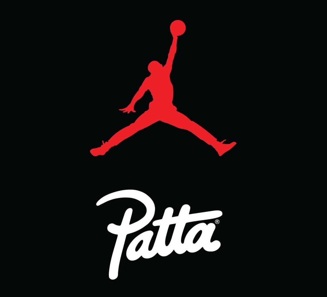 Patta x Jordan Brand Logo