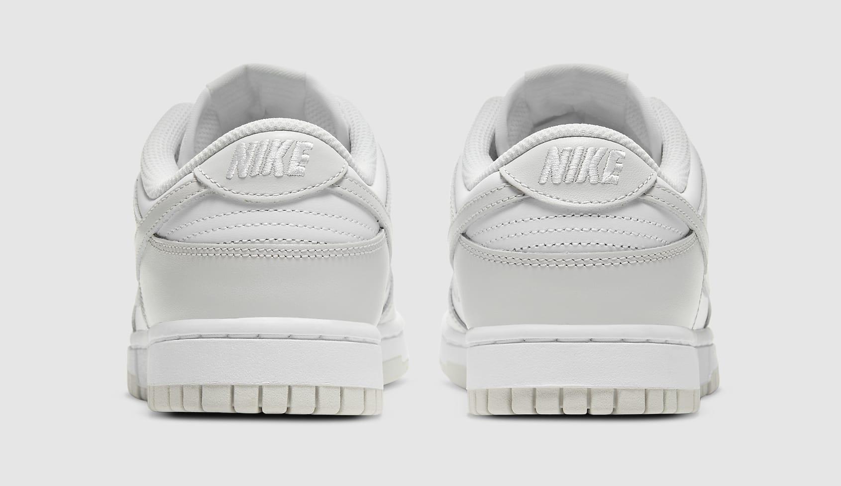 Nike Dunk Low Women's 'Photon Dust' DD1503-103 Heel