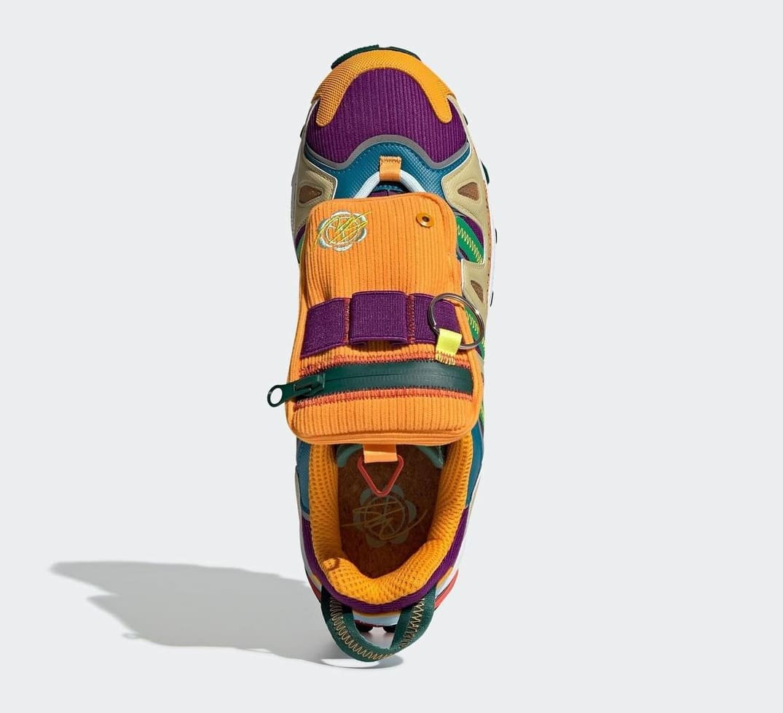 Disney x Sean Wotherspoon x Adidas Superturf Adventure 'Jiminy Cricket' (Top)
