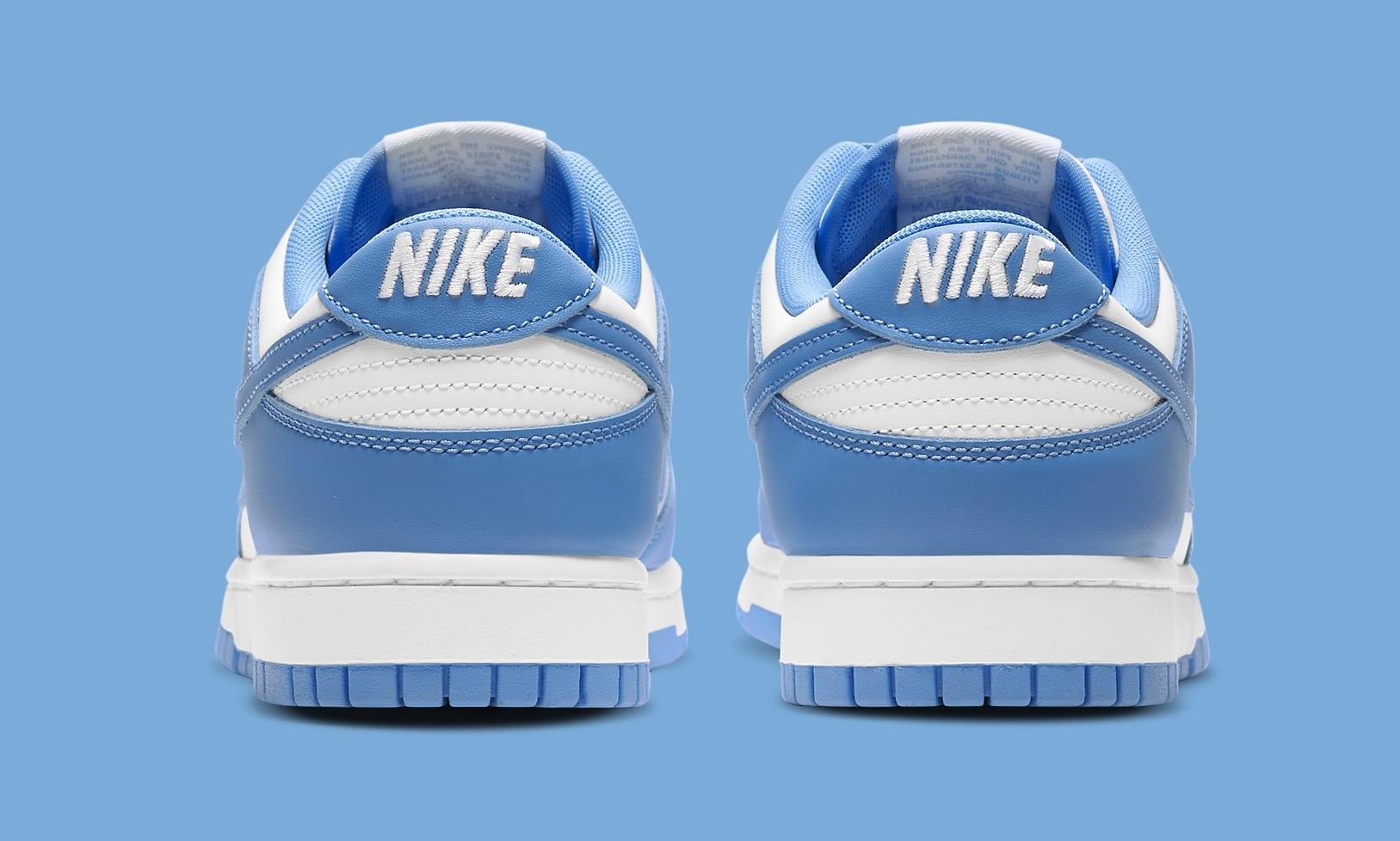 Nike Dunk Low 'University Blue' DD1391 102 Heel