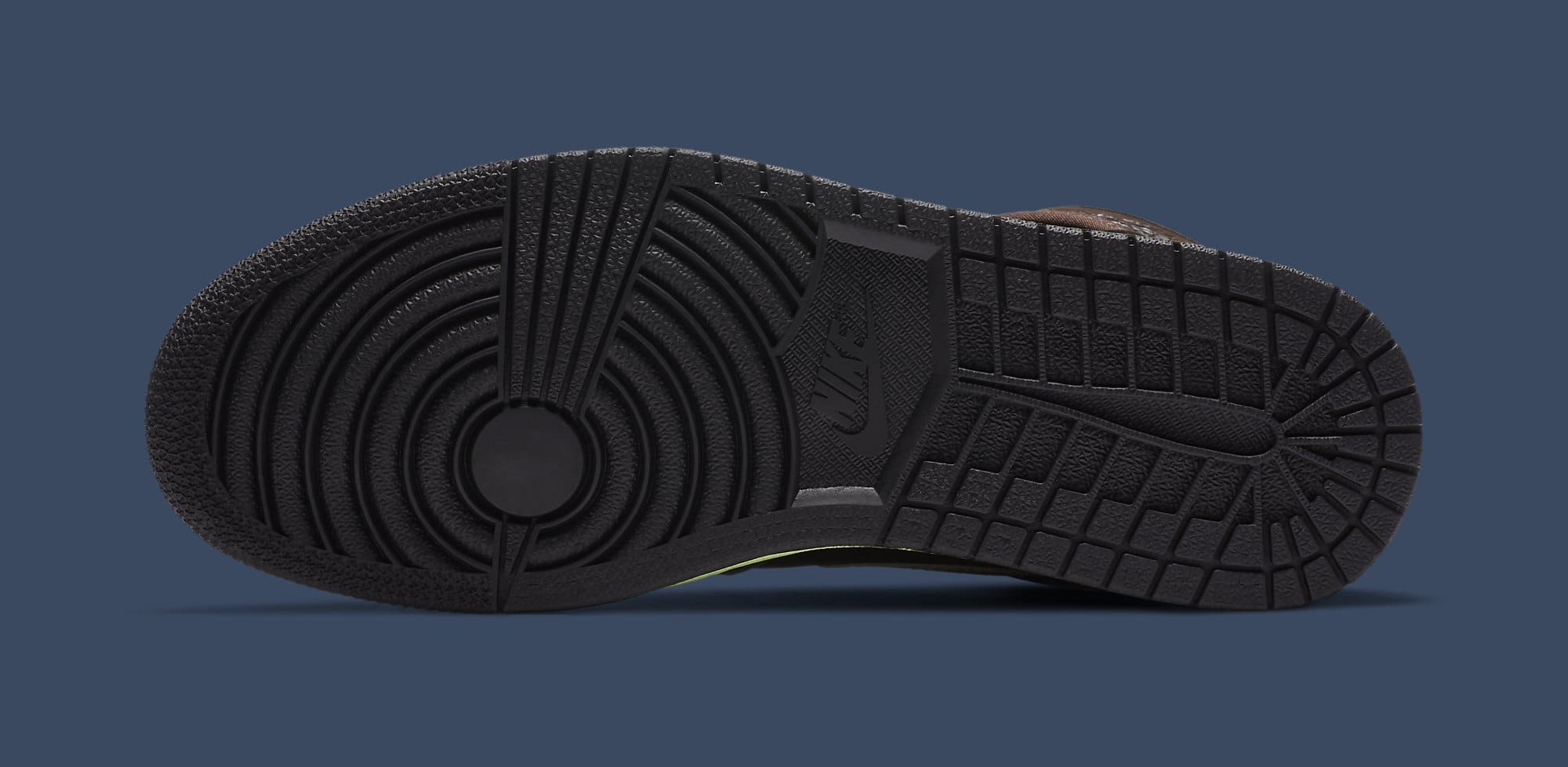 Air Jordan 1 Retro High OG 'Bio Hack' 555088-201 Outsole
