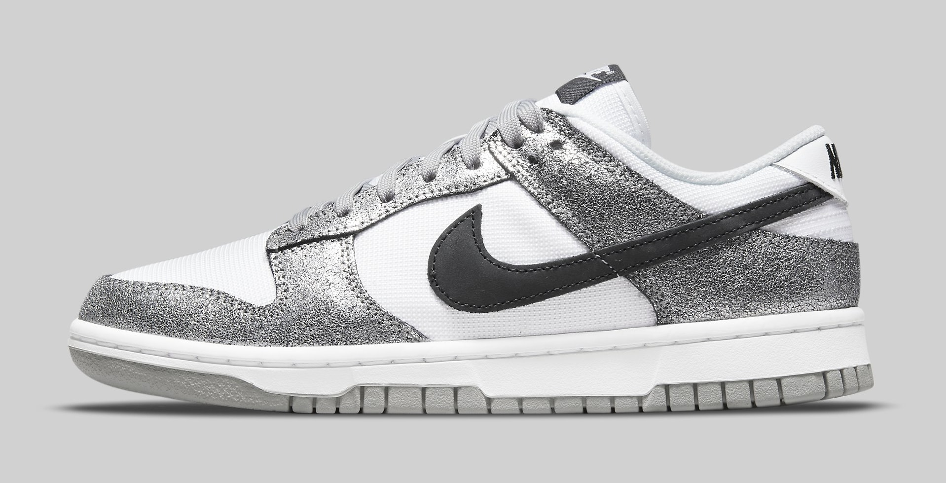 Nike Dunk Low 'Shimmer' DO5882-001 Lateral