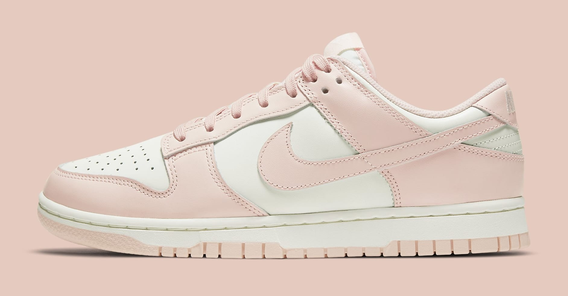 Nike Dunk Low Women's 'Orange Pearl' DD1503-102 Lateral