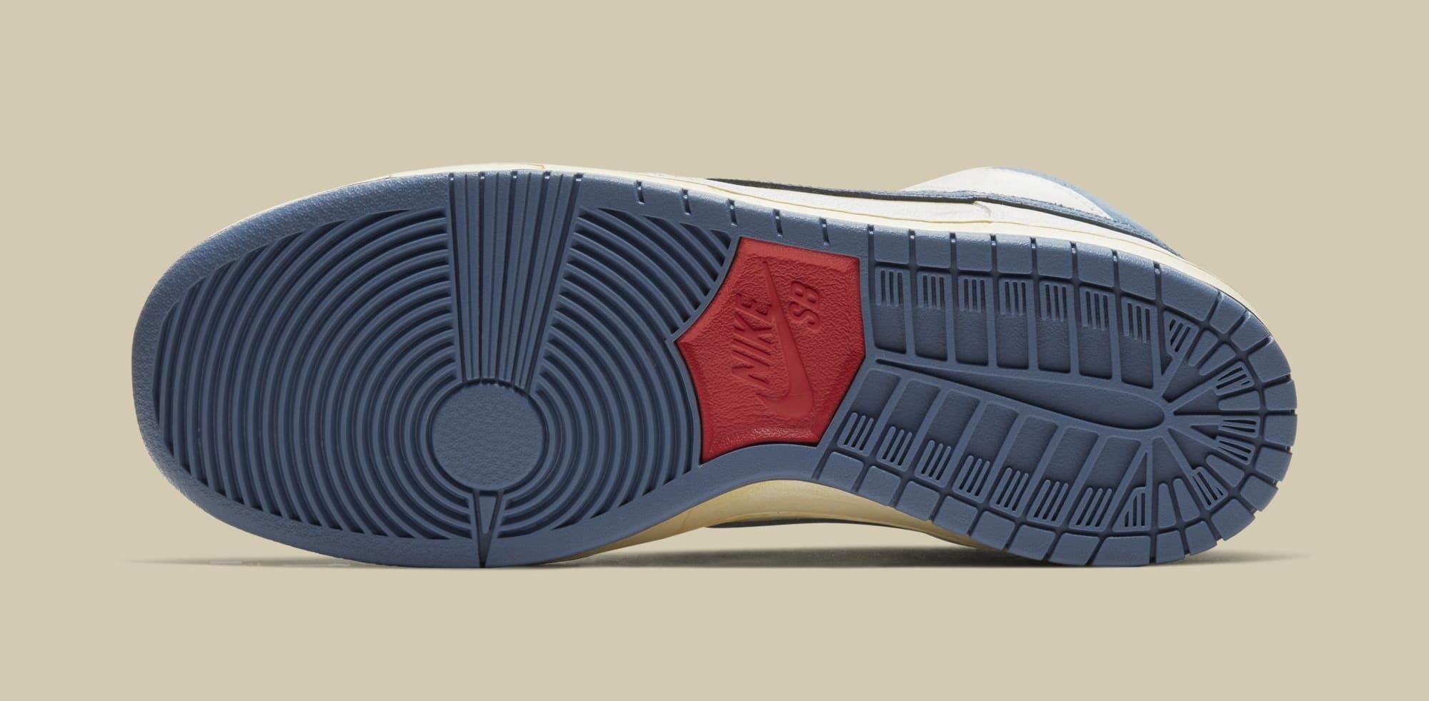 Atlas x Nike SB Dunk High CZ3334-100 Outsole