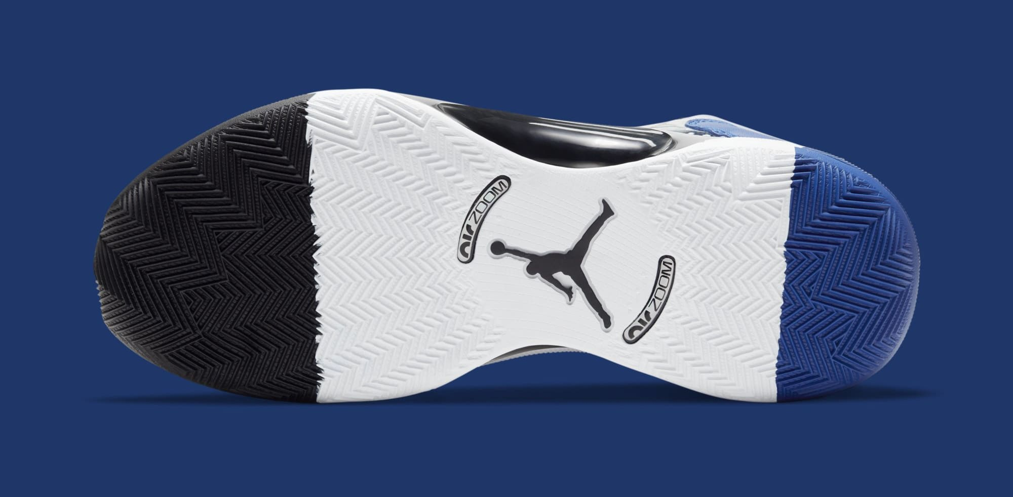 Fragment x Air Jordan 35 DA2371-100 Outsole