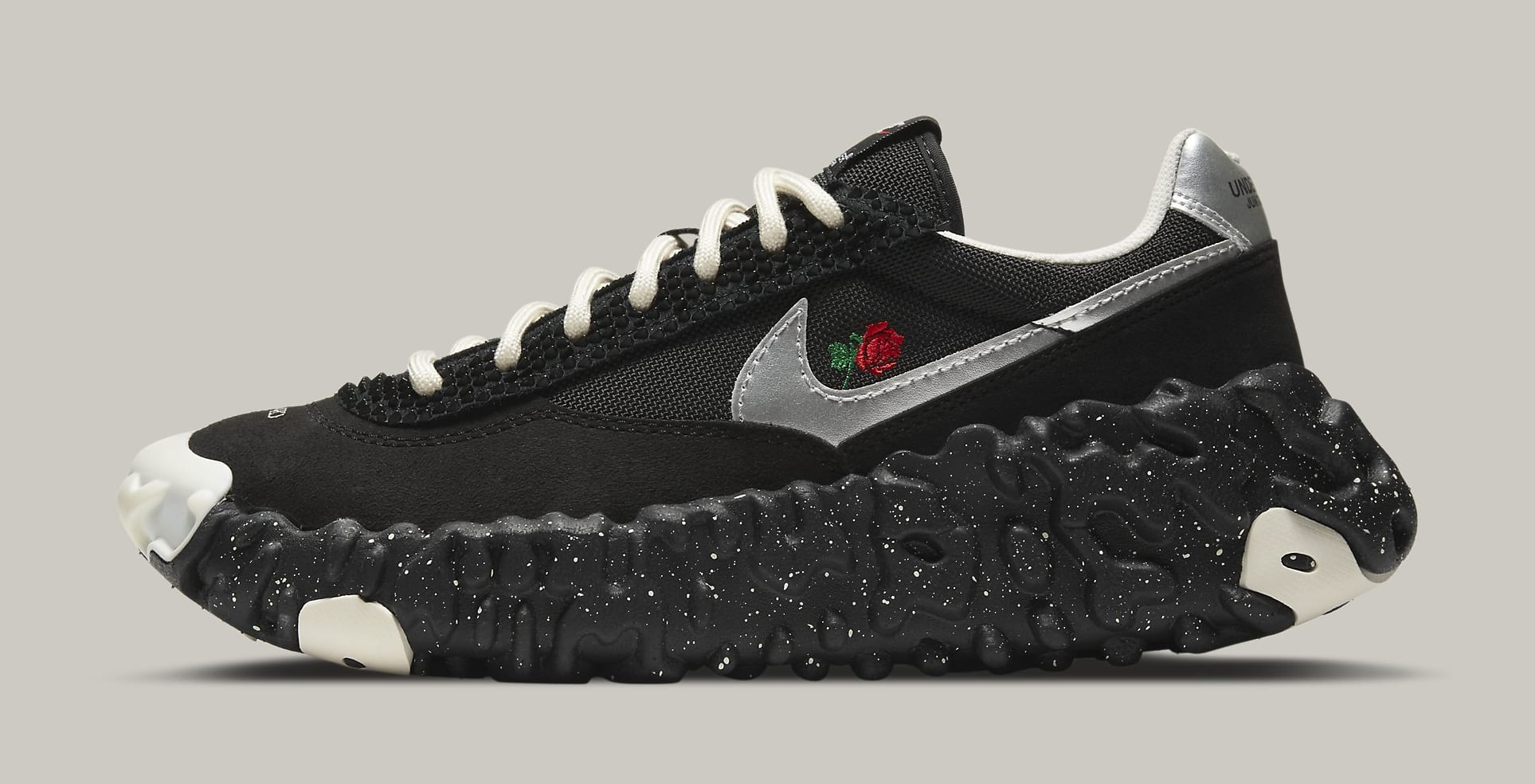 Undercover x Nike Overbreak SP 'Black' DD1789-001 Lateral