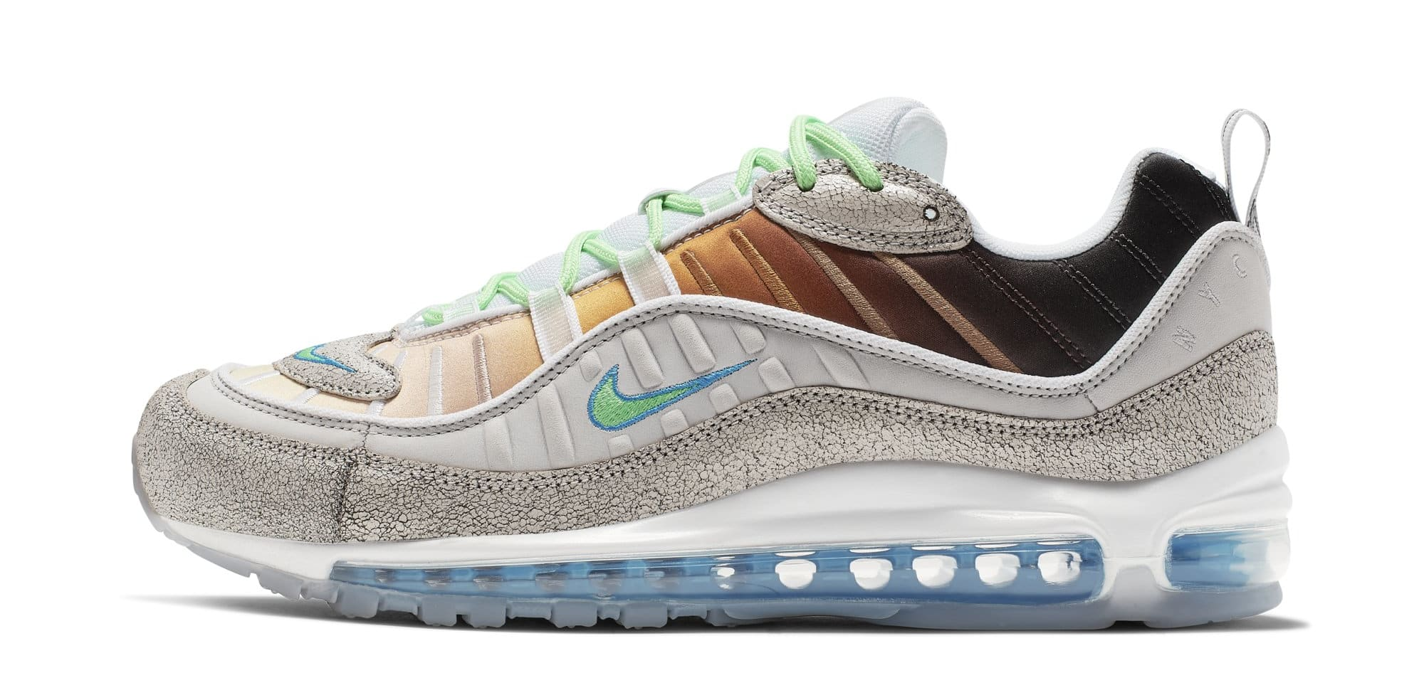 Nike Air Max 98 'La Mezcla' CI1502-001 (Lateral)