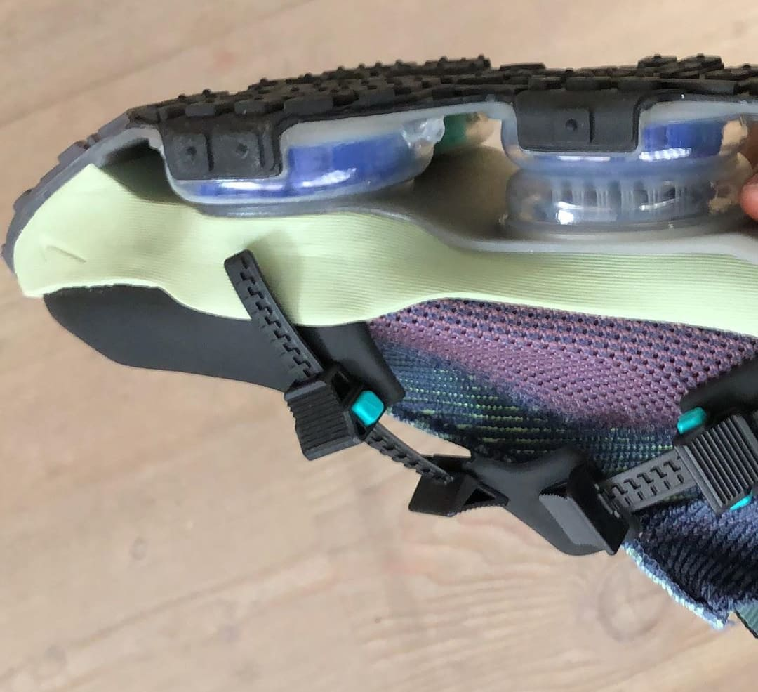 Nike ISPA Road Warrior New Colorway Tooling