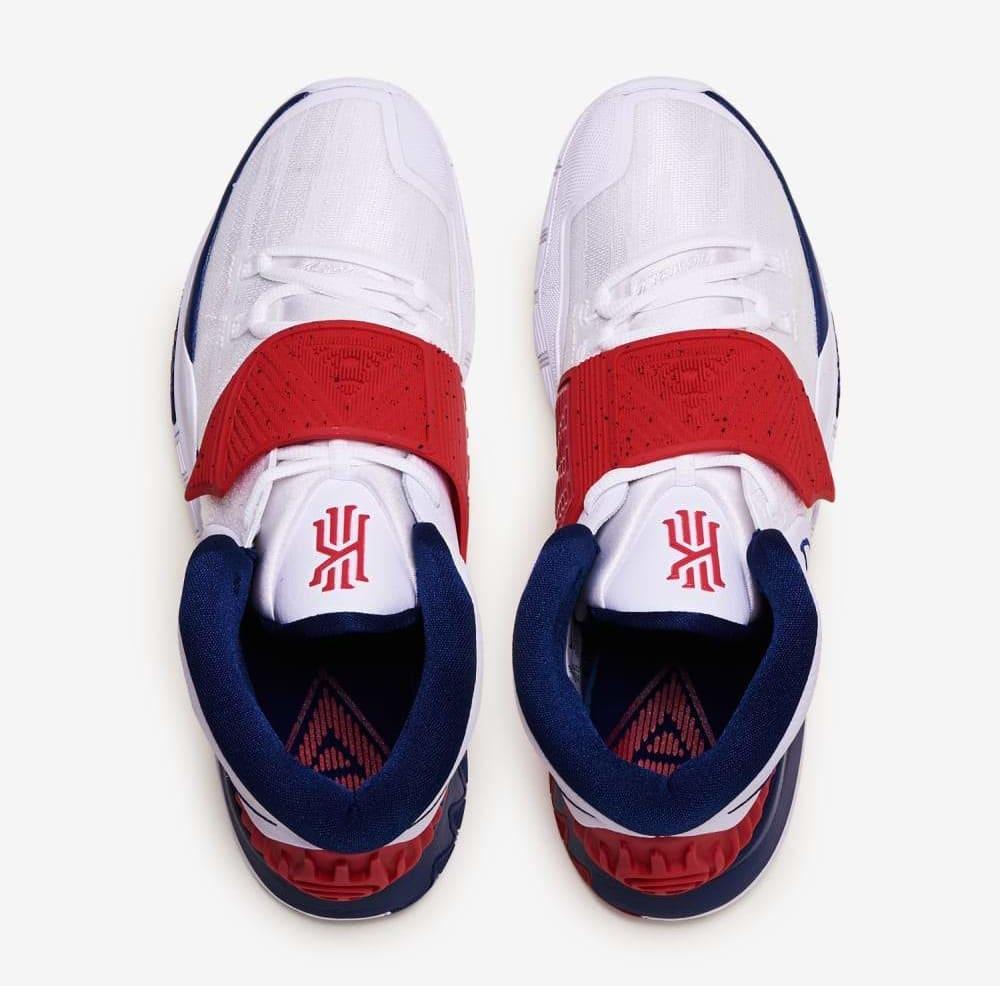 Nike Kyrie 6 'USA' BQ4630-102 Top