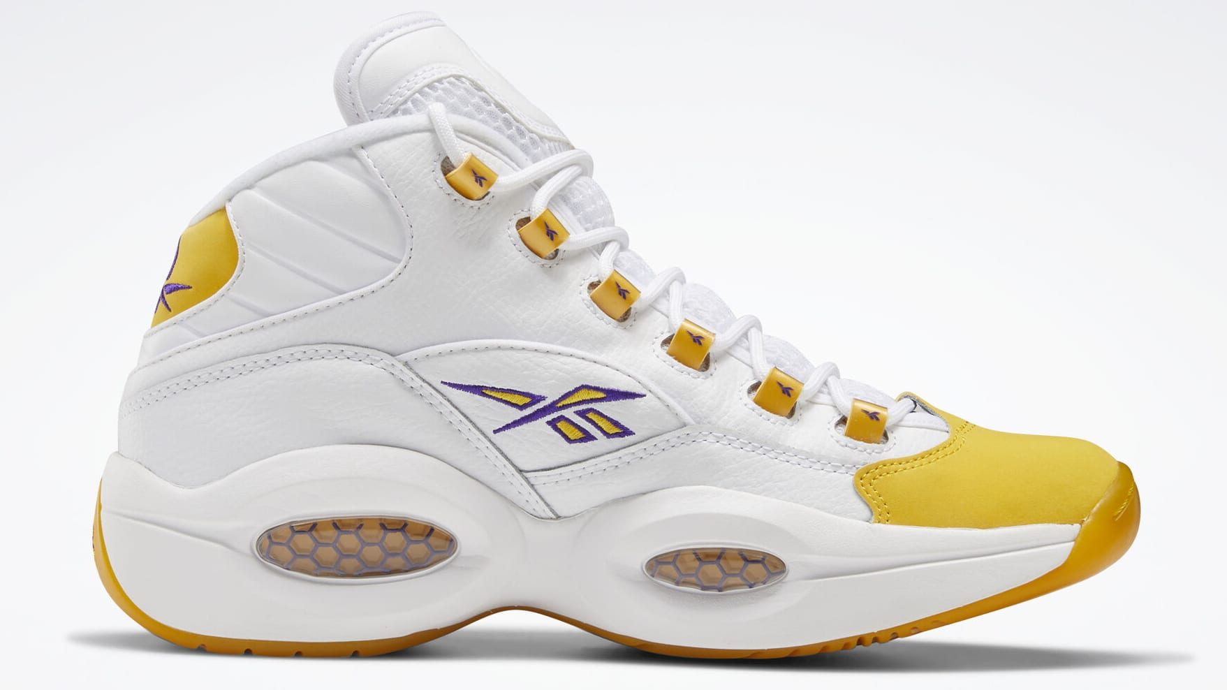 Reebok Question Kobe Yellow Toe Release Date Medial