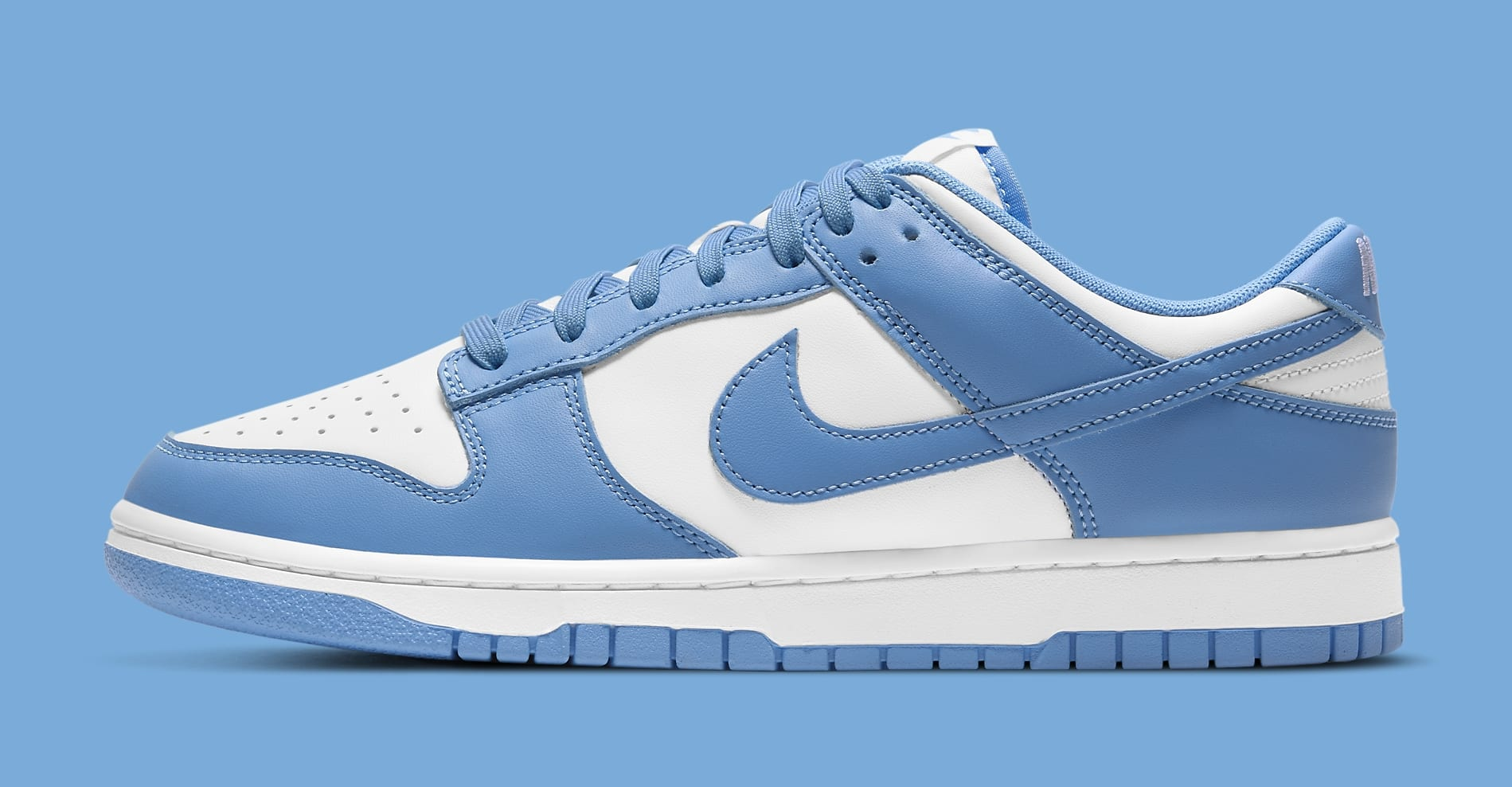 Nike Dunk Low 'University Blue' DD1391 102 Lateral