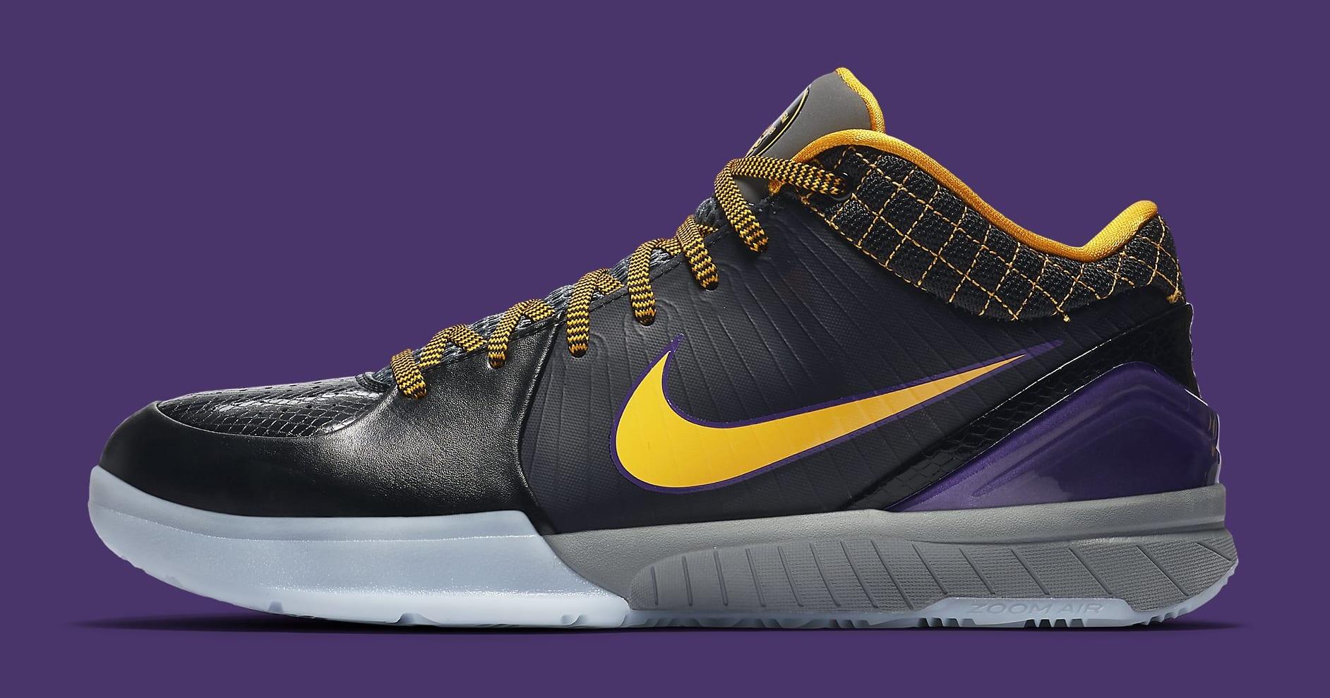 The 'Carpe Diem' Nike Zoom Kobe 4 Protro Is Officially Releasing Next Week