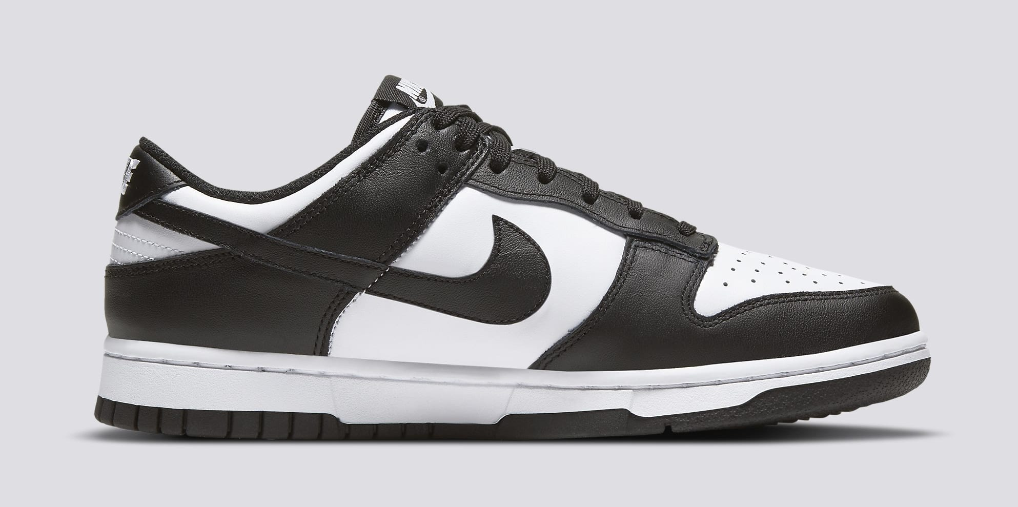 Nike Dunk Low 'Black/White' DD1503-101 Medial