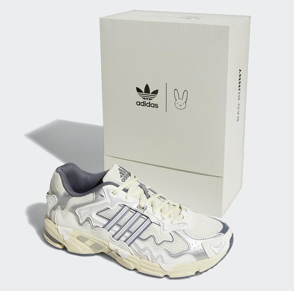 Bad Bunny x Adidas Response CL GY0102 Box