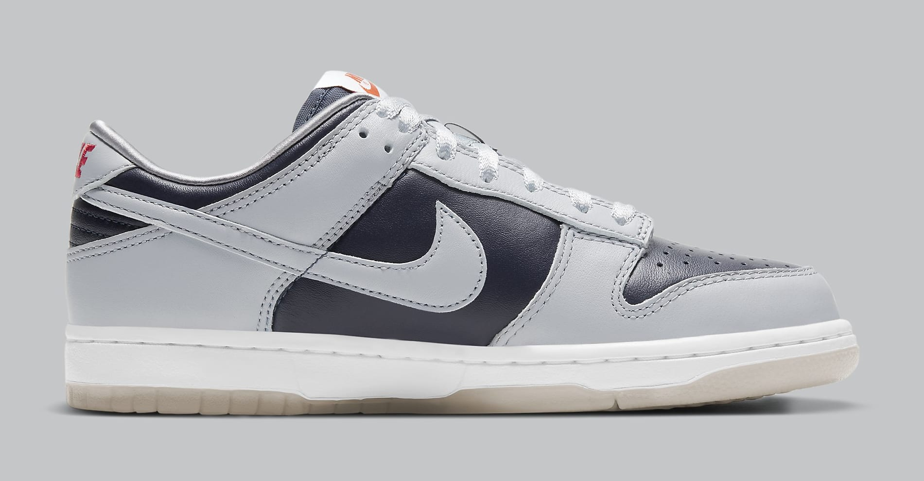 Nike Dunk Low Women's 'College Navy' DD1768-400 Medial