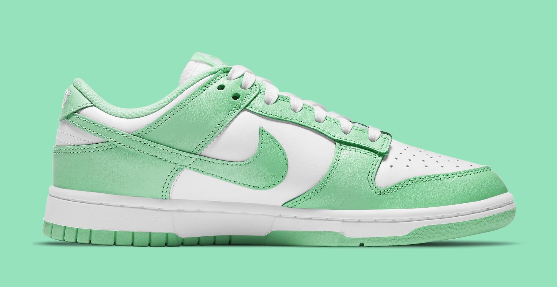 Nike Dunk Low Women's 'Green Glow' DD1503-105 Medial